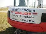 Schellenbaum Bagger